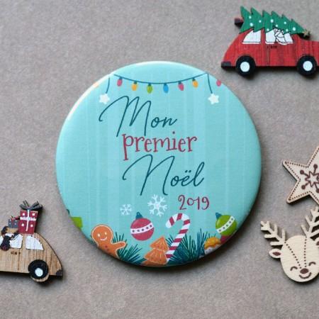 Badge Mon premier Noël