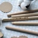 Crayon en bois Personnalisé